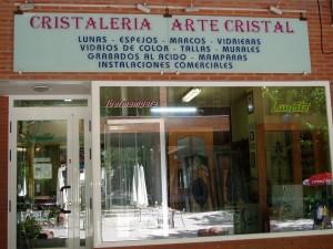 cristalería madrid