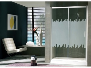 mamparas de ducha vidrio sin perfiles madrid