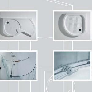 Platos de ducha Línea Box