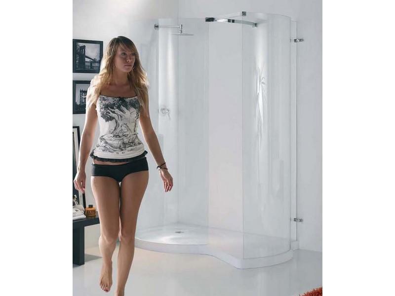 Mamparas de ducha de diseño Linea Box