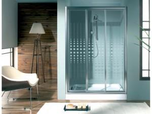 oceania001 300x225 - Mampara de baño y ducha básica