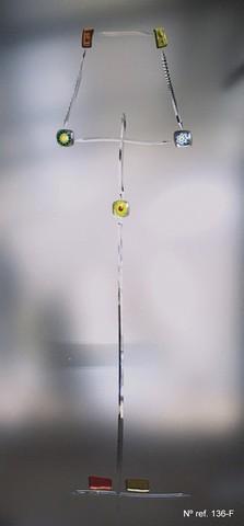 Vidrio fusing para puertas