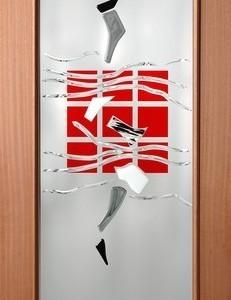 Vidrios Fusing puertas