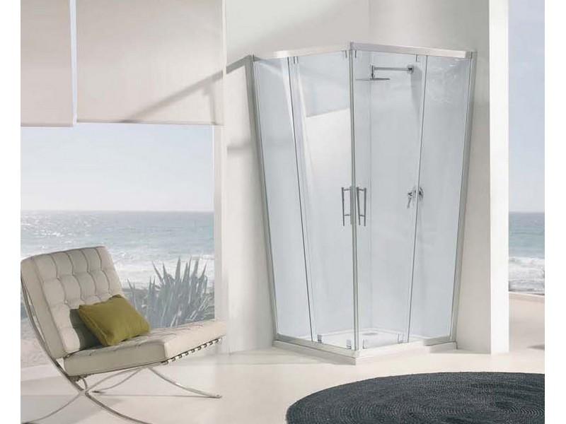 Mamparas de ducha rinconera