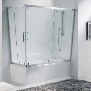 Mampras de bañera inclinadas