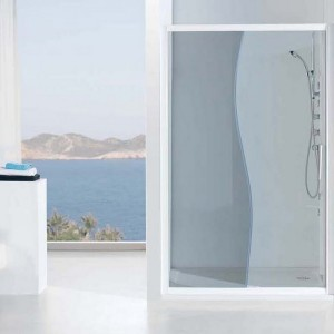 Mamparas de ducha Linea Waterdrop
