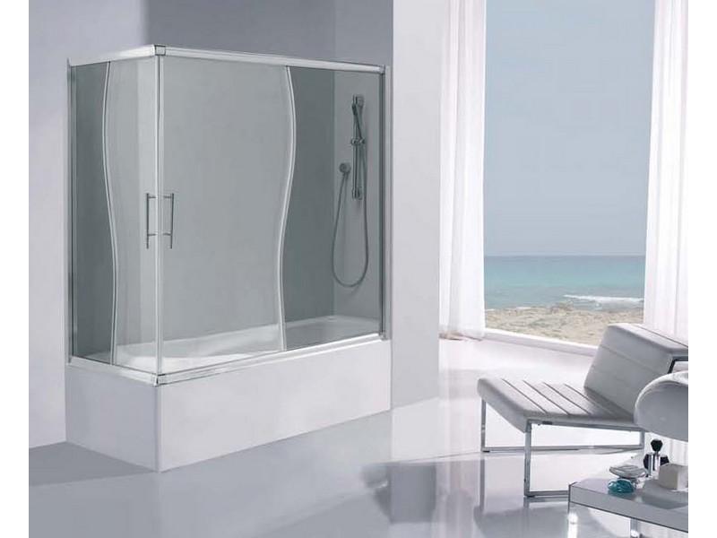 Mamparas de bañera Linea Waterdrop