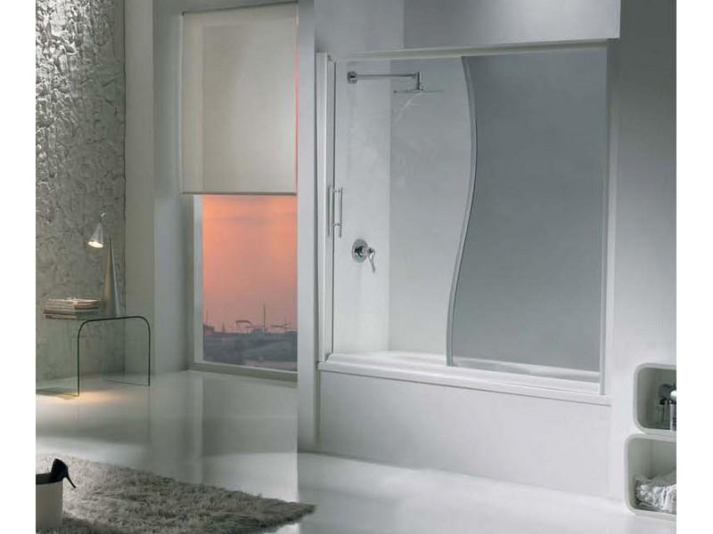 Mampara de baño diseño original