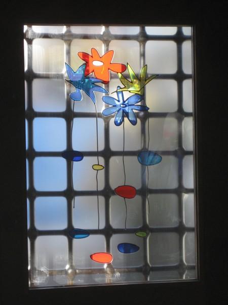 Vidrios fusing para puertas interiores