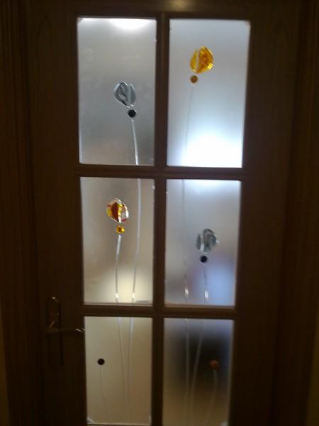 Cristal fusing para puertas