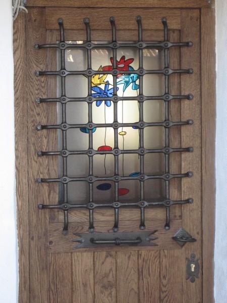 Vidrios fusing para puertas