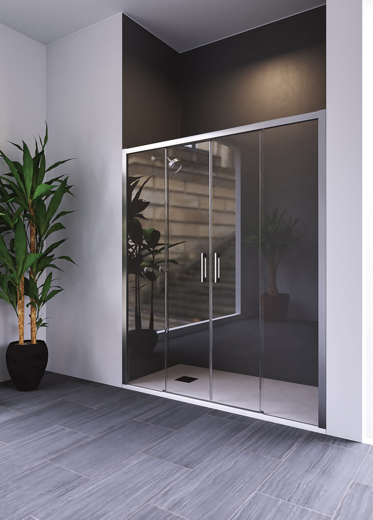 AnnaBagno danubio - Mamparas de ducha y baño