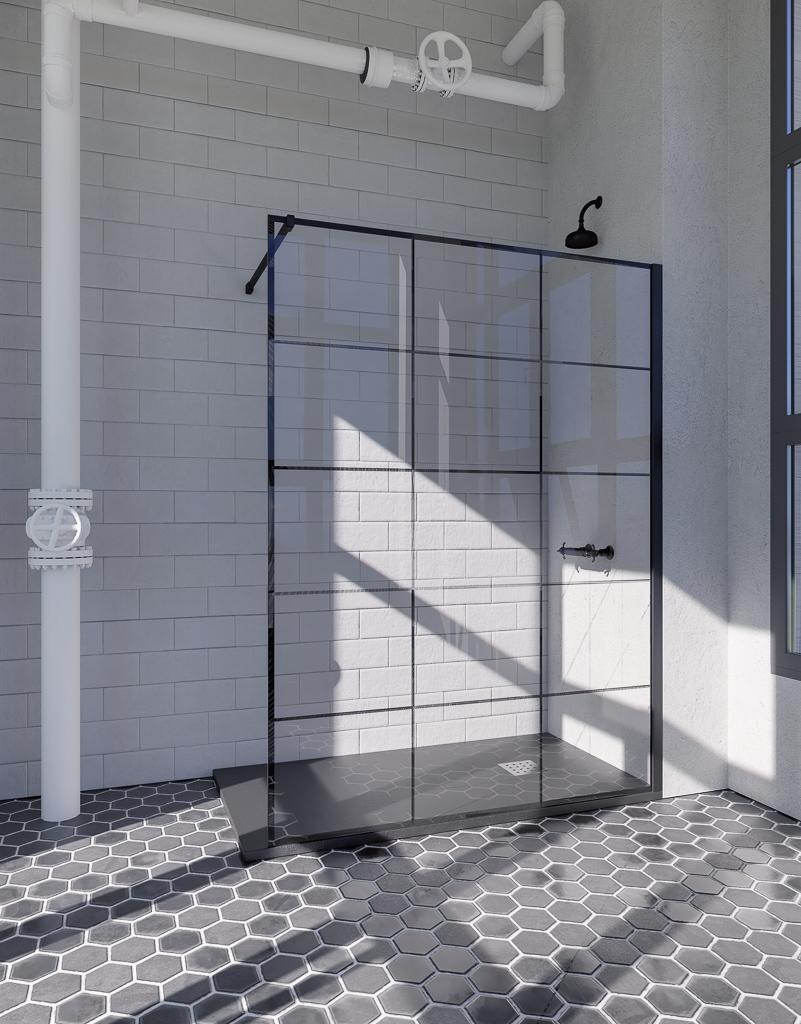 mindanao black - Mamparas de ducha y baño