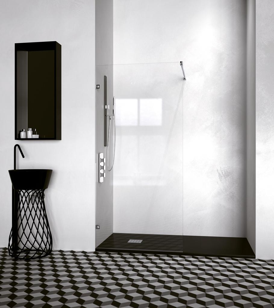 mindanao new 1 - Mamparas de ducha: apertura al vértice
